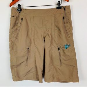 "Fox Racing Womens Large 12.5"" Townie Shorts"
